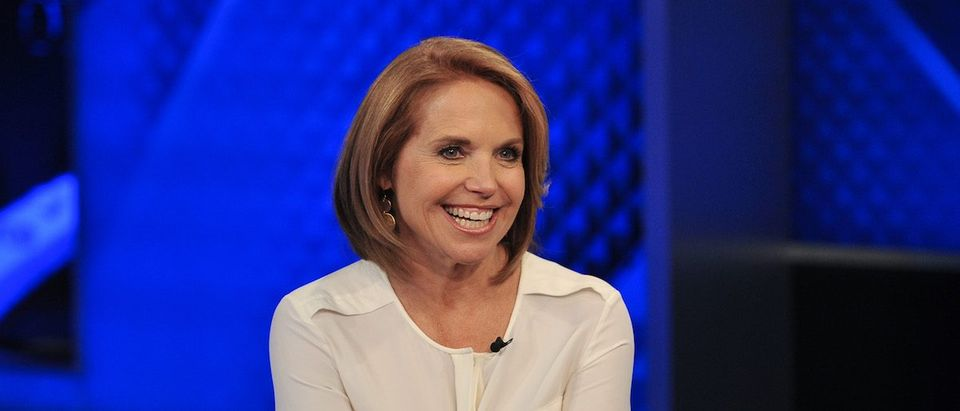 "Katie Couric Visits ""The O'Reilly Factor"""
