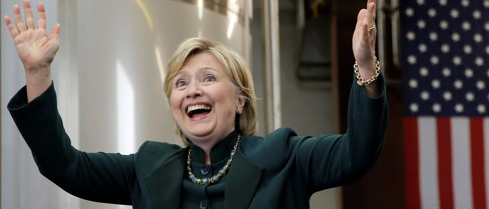 Hillary Clinton (Reuters Pictures)