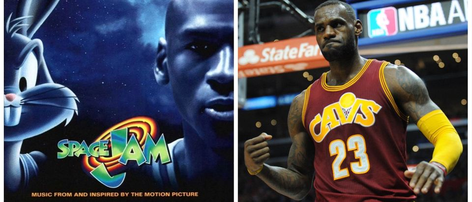 Hollywood Officially Signs Off On The Sequel To The Greatest Movie Ever, Space Jam (YouTube, Reuters Pictures)