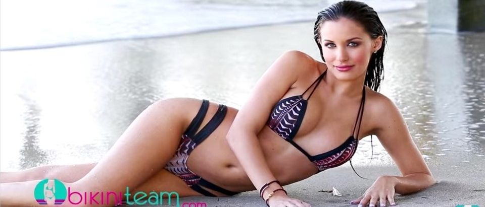 Ex-Dolphins Cheerleader Named 'Bikini Model Of The Month.' Does She Deserve It? (Bikini Team YouTube)