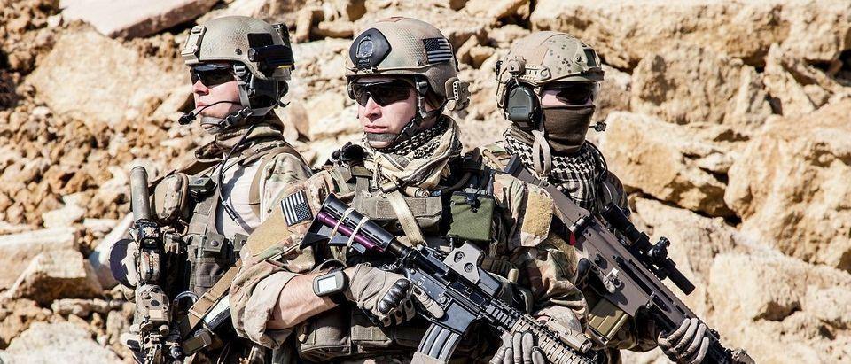 US Army Rangers (Shutterstock)