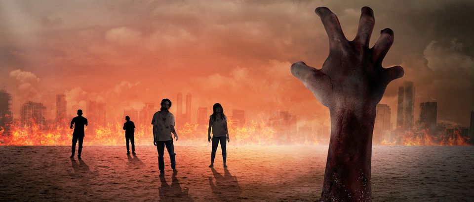 The dead have risen! (Shutterstock)
