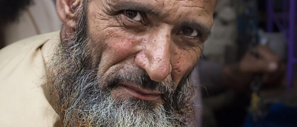 Old refugee