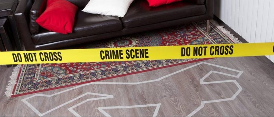Crime scene (Shutterstock)