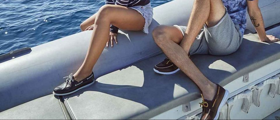 Sperry shoes are up to 70 percent off as part of the sale (Photo via Sperry)