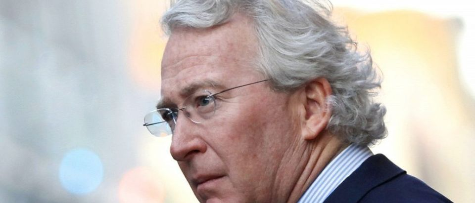 File photo of CEO, Chairman, and Co-founder of Chesapeake Energy Corporation McClendon walks through the French Quarter in New Orleans, Louisiana