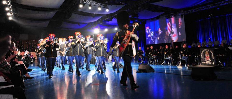 Photo: U.S. Army Band / Shutterstock