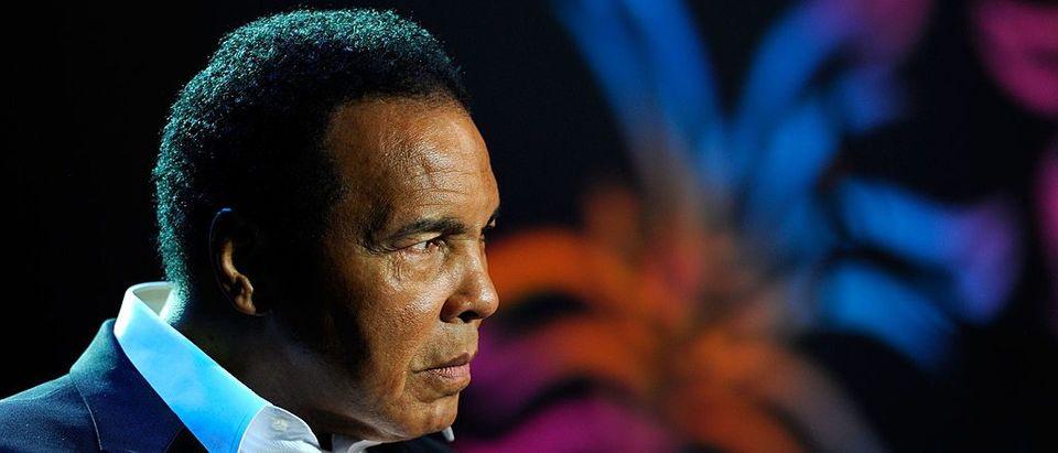 Muhammad Ali (Getty Images)