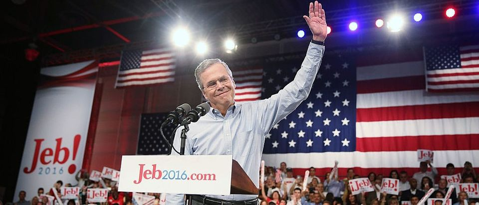 Jeb Bush Announces Candidacy For President