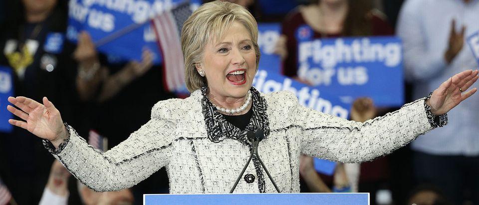 Hillary Clinton wardrobe