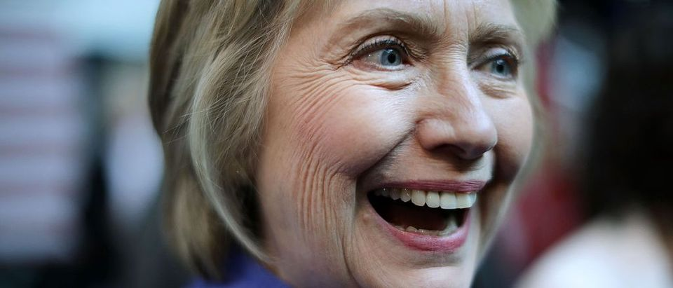 Hillary Clinton (Getty Images)