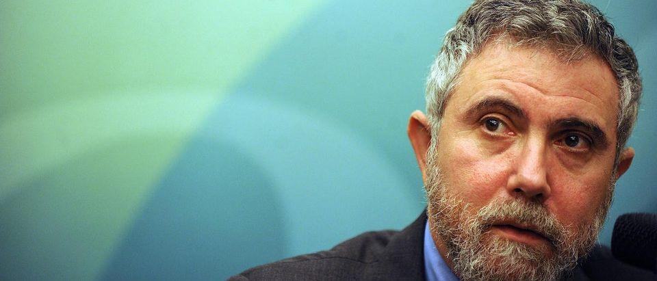 Dr Paul Krugman, 2008 Nobel Laureate, sp