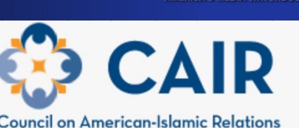 Media Research Center Logo, Council on American Islamic Relations Logo, Screen Grabs