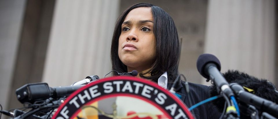 Criminal Charges Announced Against Baltimore Police Officers In Freddie Gray's Death