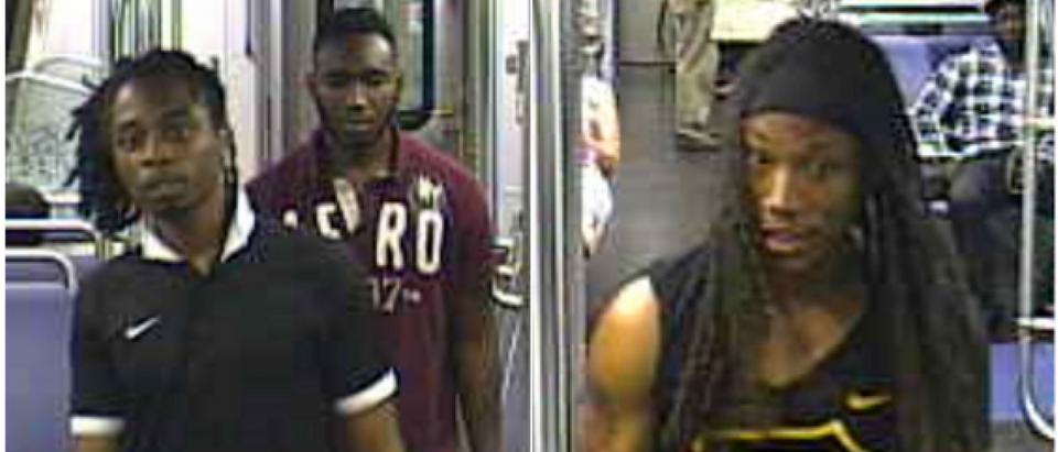 (Metro transit police)