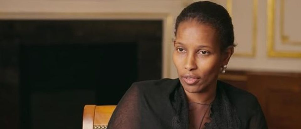 Ayaan Hirsi Ali (The New Criterion YouTube)
