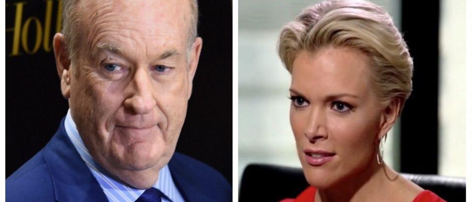 Bill O'Reilly, Megyn Kelly (Getty Images/ABC)