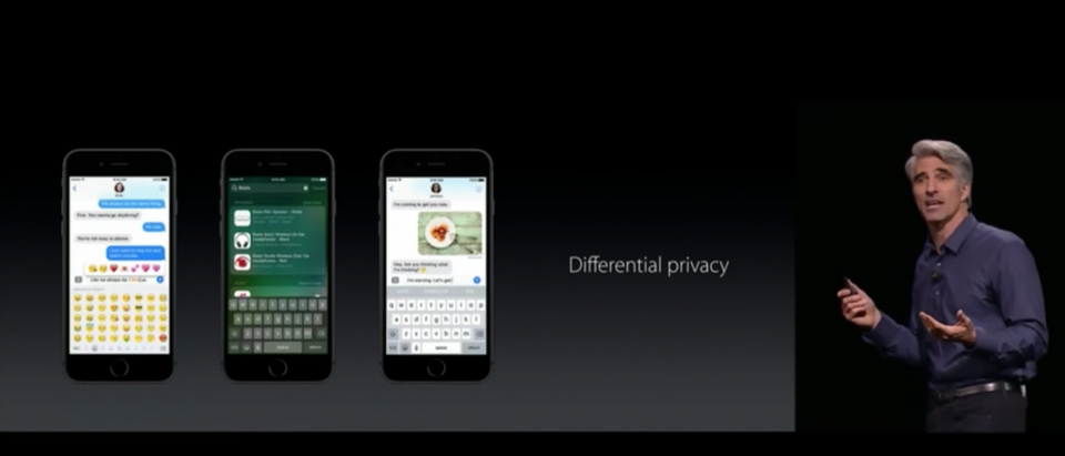 """Apple is developing a new data collection feature known as """"differential privacy."""" (Youtube Screenshot: Cameron Nicholson)"""