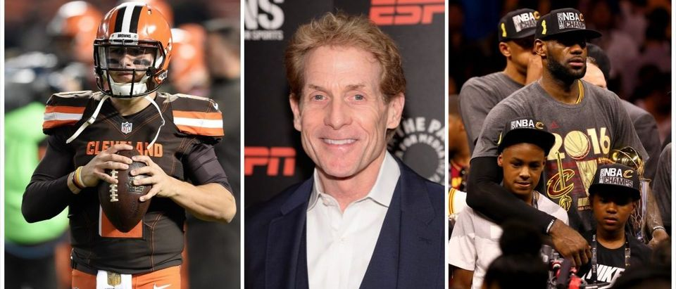 Skip Bayless (Credit: Getty Images)