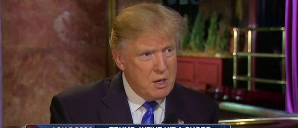Donald Trump (Fox Business)
