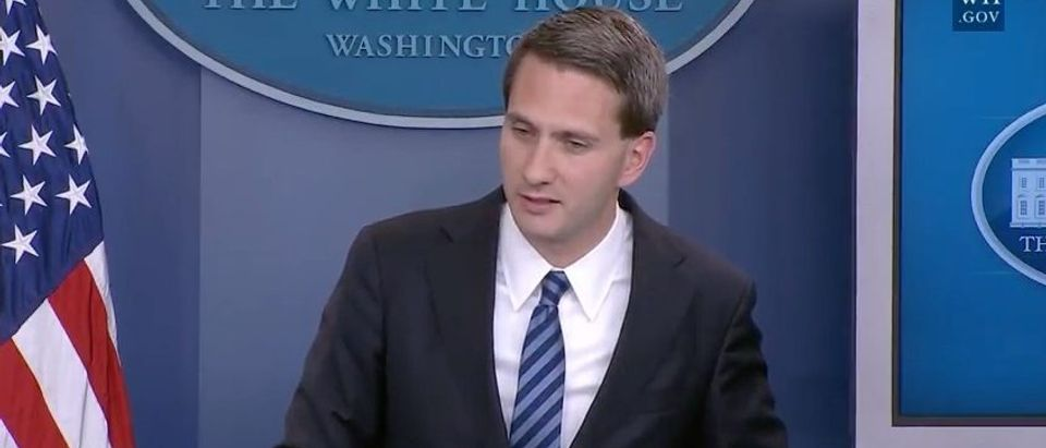 Deputy White House Press Secretary Eric Schultz (White House YouTube)