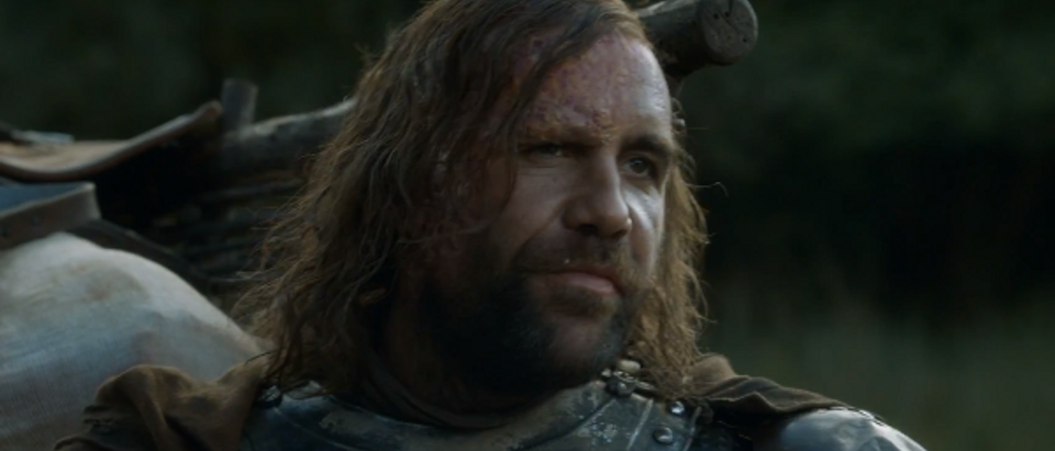 The Hound is alive