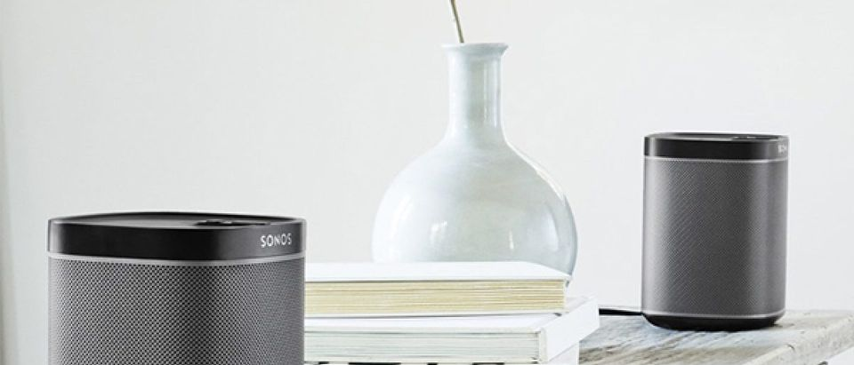 Sonos will give you money if you buy Sonos speakers (Photo via Sonos)
