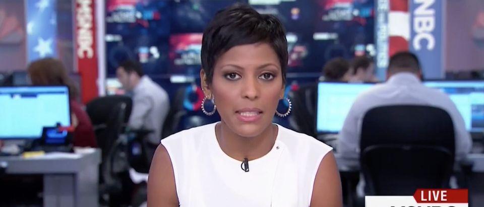 Tamron Hall, Screen Grab MSNBC, 6-1-2016