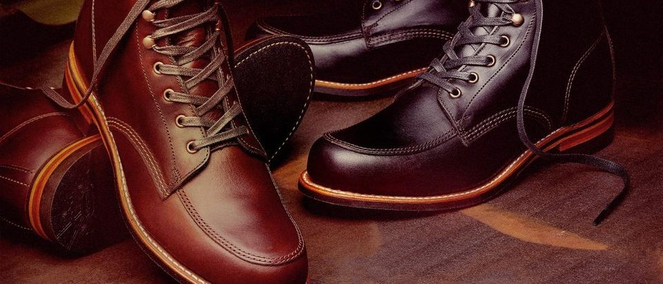 Wolverine work boots are up to 40 percent off today (Photo via Wolverine.com)