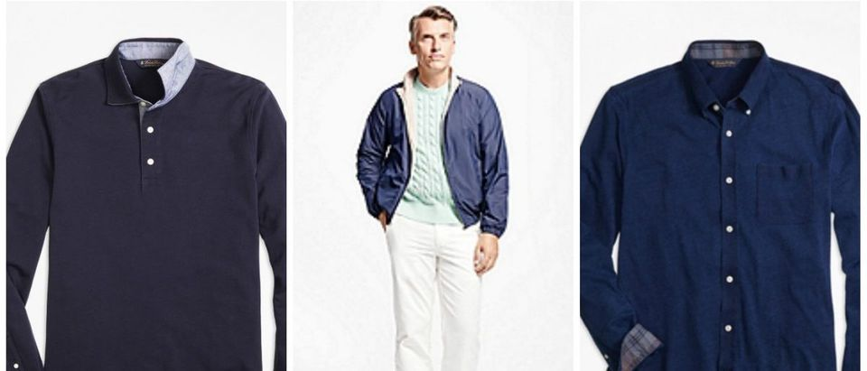 Brooks Brothers is having a start-of-summer sale until June 9 (Photos via Brooks Brothers)