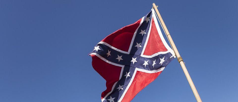 Confederate Flag (Shutterstock)
