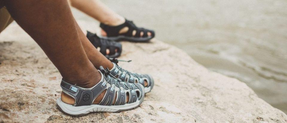 Khombu shoes are on sale today (Photo via Khombu)