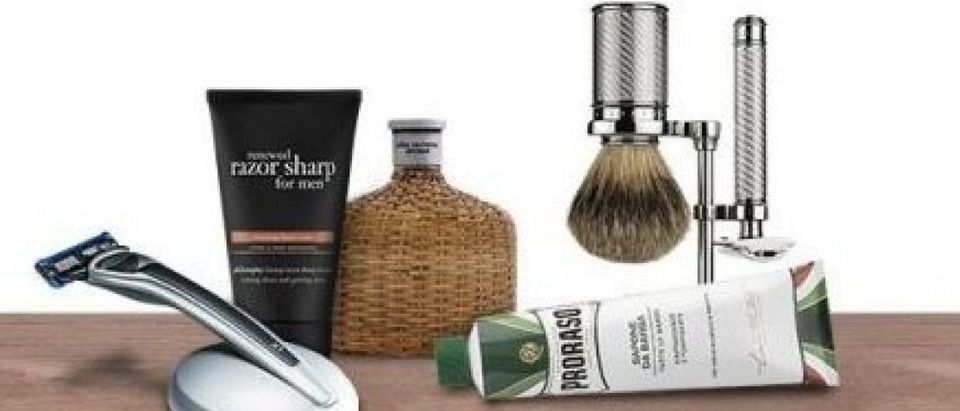 There is also a deal on luxury grooming products this Father's Day