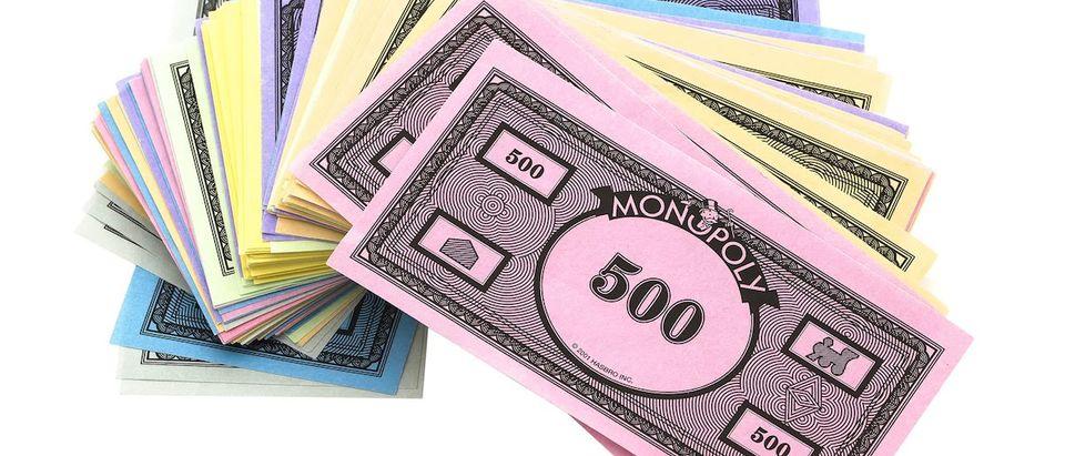 Monopoly Money (urbanbuzz/Shutterstock.com)