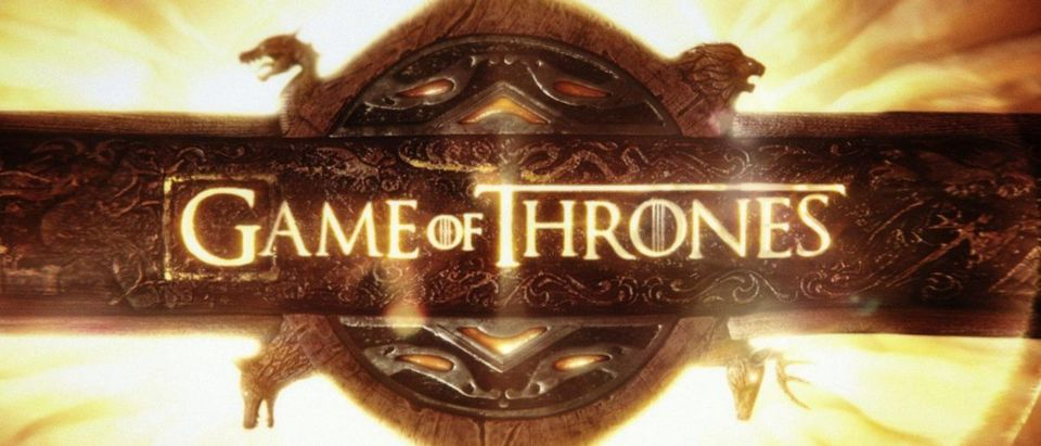 Game of Thrones logo (Photo: HBO screen grab)
