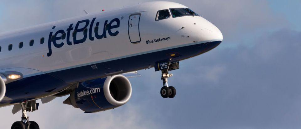 JetBlue free flights