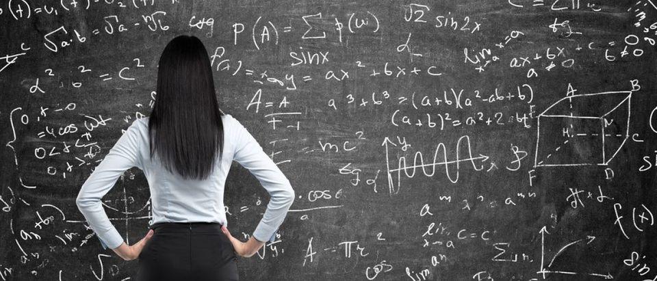Math [ImageFlow/Shutterstock]