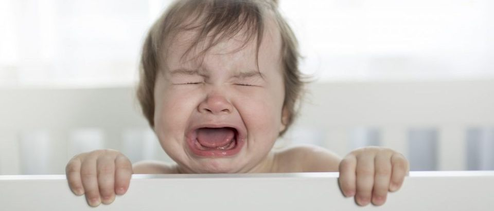Child Crying (Credit: Lopolo/Shutterstock)
