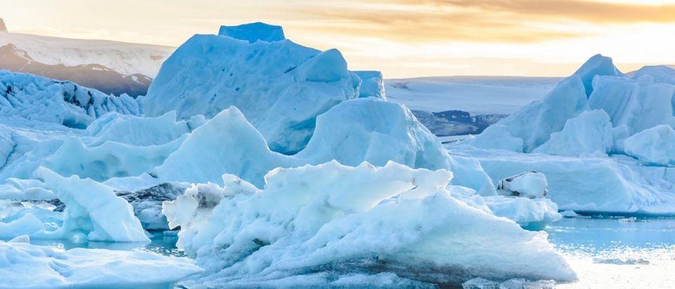 Iceberg (Credit: pichetw/Shutterstock)