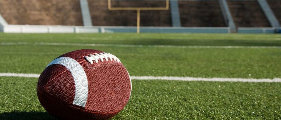 Football (Credit: Shutterstock)