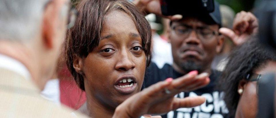 Diamond Reynolds recounts police shooting of boyfriend Philando Castile in St. Paul