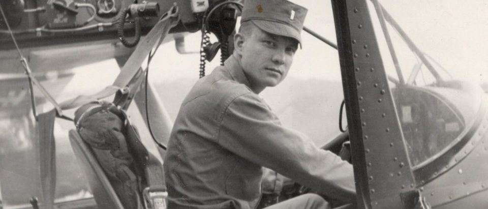 Charles Kettles Pilot Medal of Honor US Army Photo