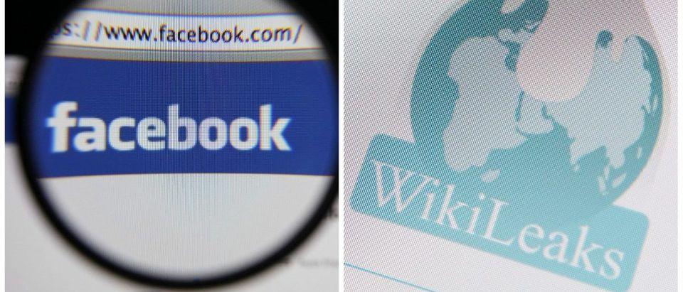 Facebook WikiLeaks
