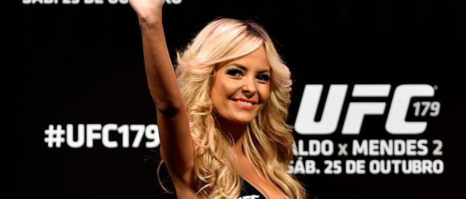 UFC 179 Weigh-in