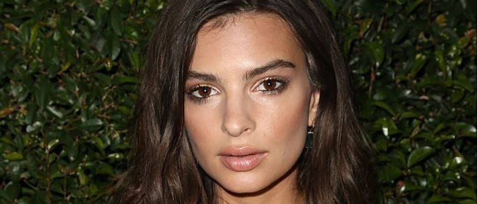 Actress Emily Ratajkowski attends Max Mara Celebrates Natalie Dormer - The 2016 Women in Film Max Mara Face of the Future at Chateau Marmont on June 14, 2016 in Los Angeles