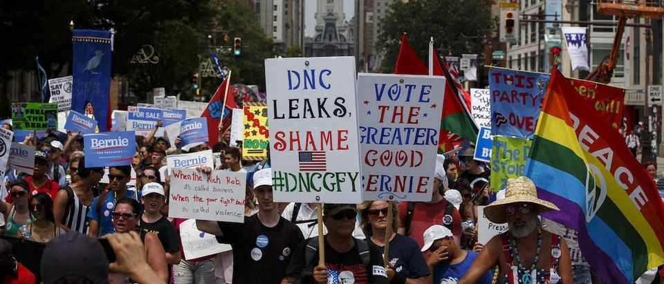 US-VOTE-DEMOCRATS-CONVENTION-PROTEST