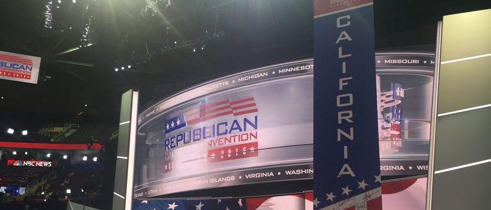California delegates