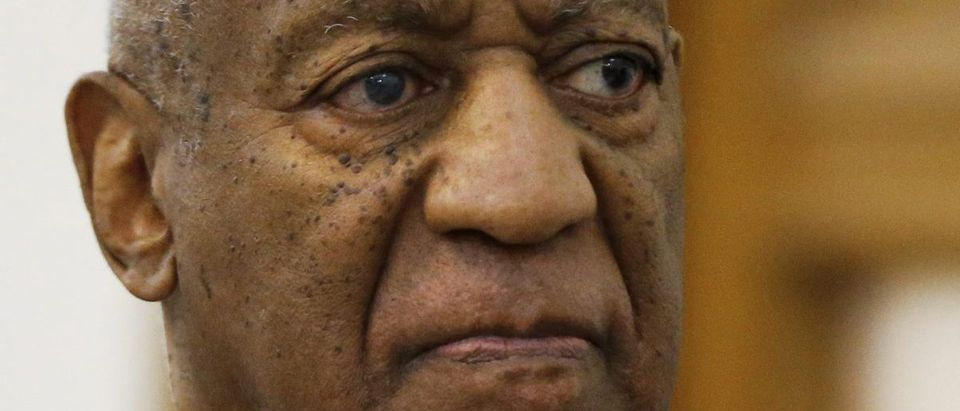 Bill Cosby departs the Montgomery County Courthouse after a preliminary hearing in Norristown, Pennsylvania, May 24, 2016