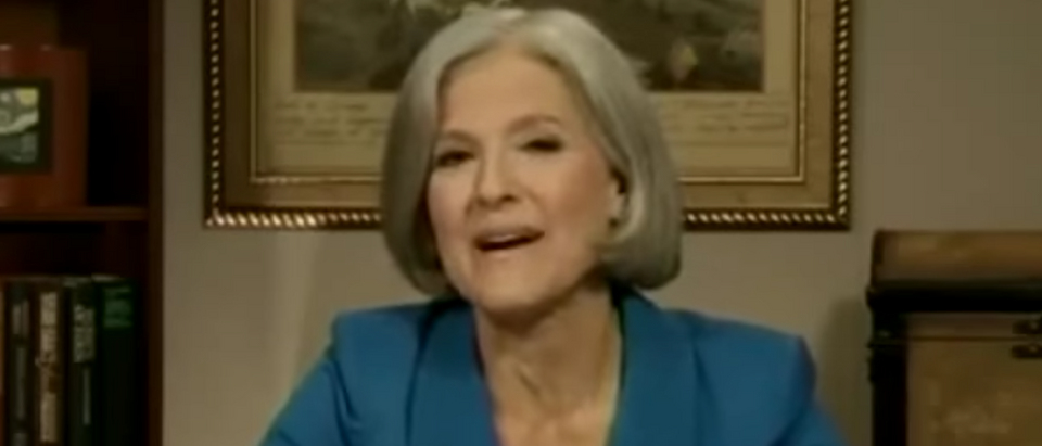 Green Party's Jill Stein (You Tube: Democracy Now)