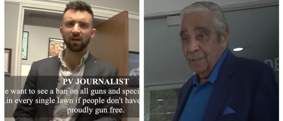HIDDEN CAM Catches Anti-Gun Congressman, Staffers REFUSING To Advertise Homes As 'Gun Free Zones' Project Veritas